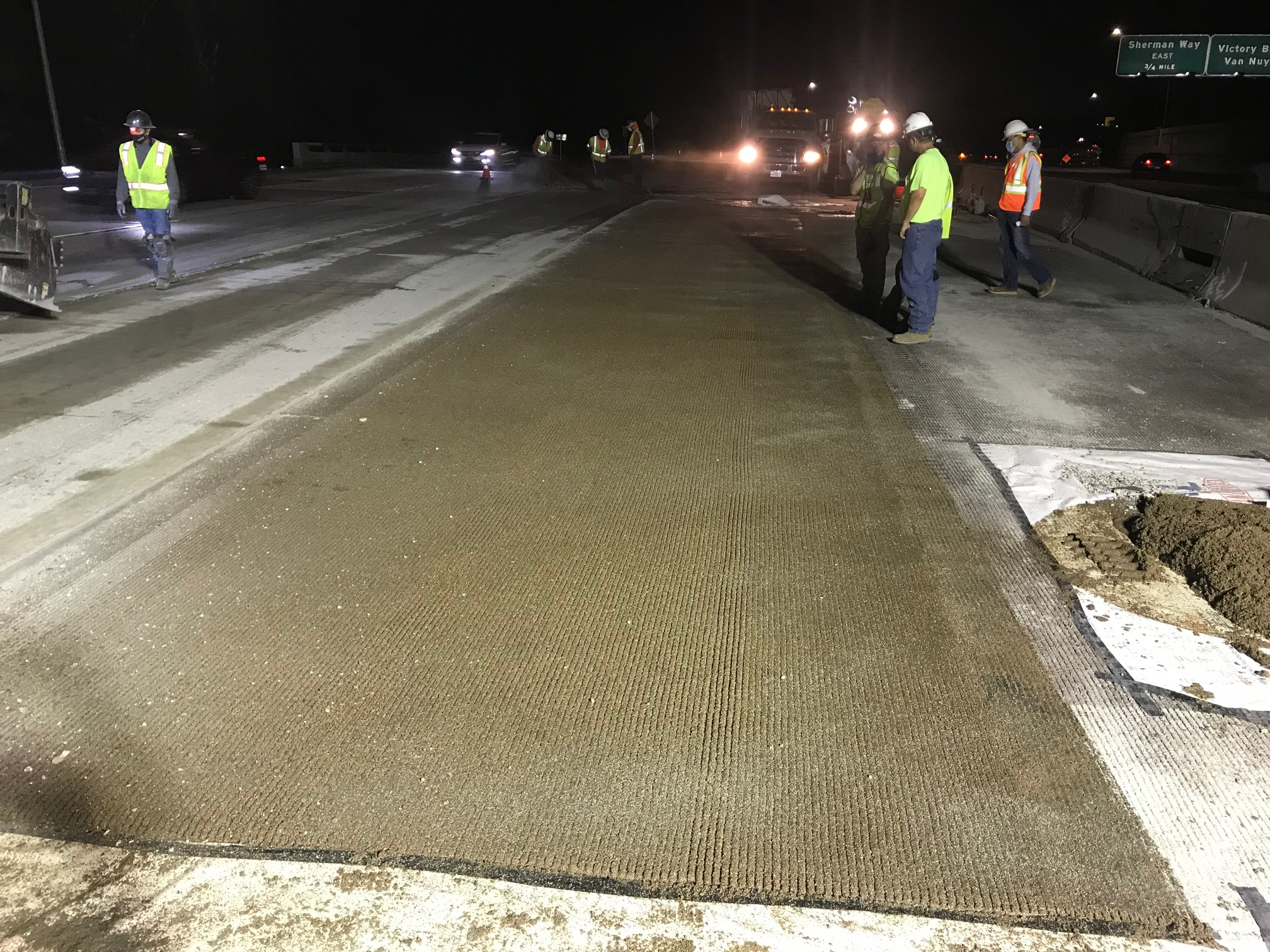 FasTrac Road Resurfacing in California 2