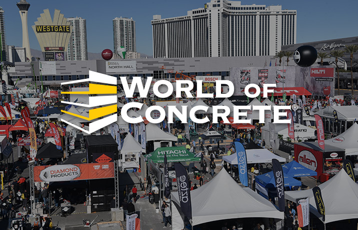 World of Concrete 2020
