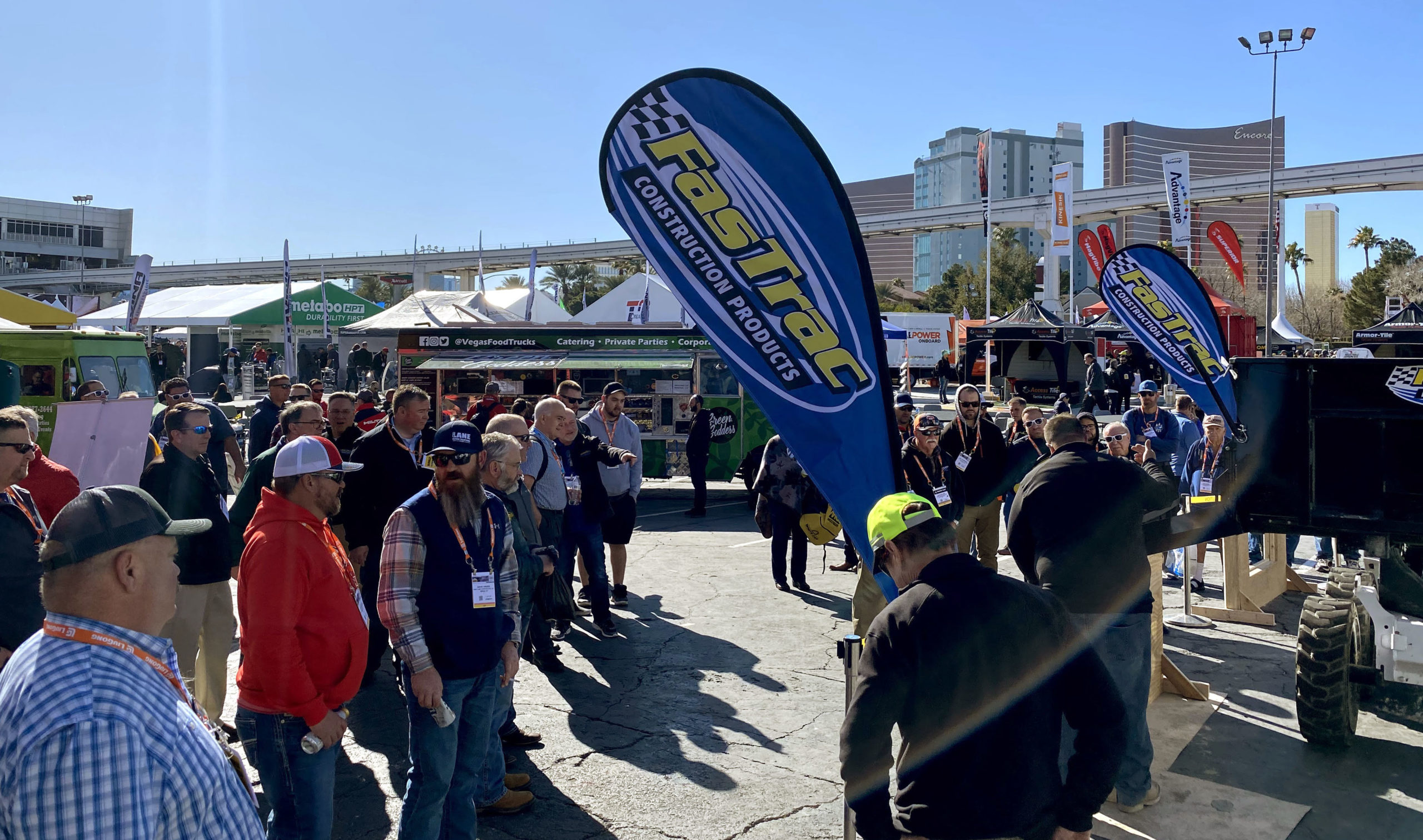 World of Concrete Recap
