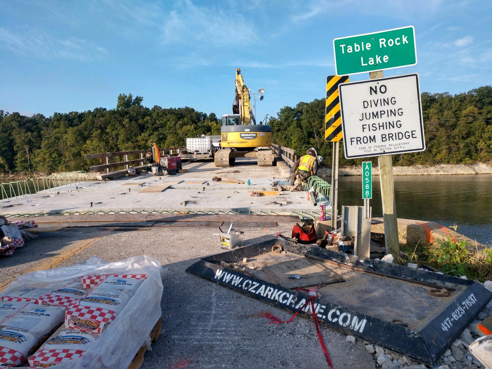 FasTrac Bridge Repair